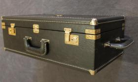 Foto 4 Original YAMAHA Doppelkoffer für 2 Trompeten und Zubehör