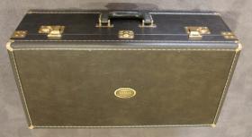 Foto 7 Original YAMAHA Doppelkoffer für 2 Trompeten und Zubehör