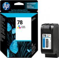 Originale Tintenpatrone HP 78