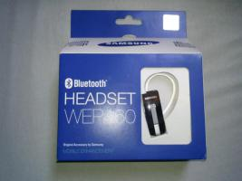 Originales Bluetooth-Headset WEP460 von Samsung