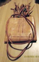 Foto 5 Originell, exotisch: Tasche im indianischen / mexikanischen Stil aus Leder
