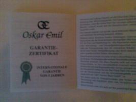 Foto 2 Oskar Emil herren armbanduhr