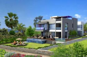 Our new waterfront villas on the beach offer you the best lifestyle on the isl. of Cyprus