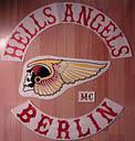 Outlwas Aufnäher Rocker Biker Hells Bandidos Angels MC