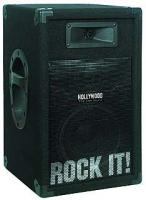 PA-Box HOLLYWOOD ''RockIt! 10'' 56x34x34cm, 10'' Woofer, 2-Wege