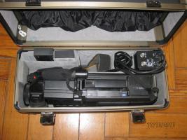 Foto 5 PANASONIC SVHS-Camcorder / Kamera NV-MS-1 für normale VHS / S-VHS Schulterkamera