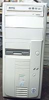 PC AMD Athlon 2600+ DVDBrenner 40 GB Festplatte