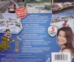 Foto 2 PC Game Paket - 5 CDs