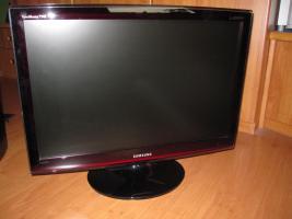 Foto 3 PC Komplettsystem - Core 2 Quad + SAMSUNG 24'' T240