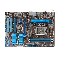 Foto 2 PC Komponenten- Bundel Mainboard Motherboard Asus P8H61 Pro Asus P8H6Pro Prozessor Intel Core 3i 2120  3,30 GHz Boxed  inkl. L�fter