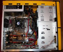Foto 8 PC-Rechner Asus - Mainboard , IntelCore2 Duo