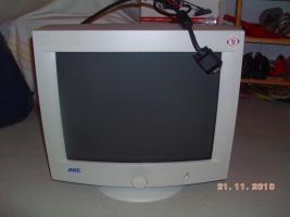 PC-Röhrenmonitor mit 40cm Bildschirmdiagonale