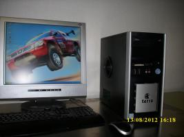 PC-Set -Gamer/Home/Office 3,3GHz 2GB Ram + 19''TFTMonitor DVD/RW 80HDD WinXP