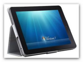 PC Tablet CP-N97,  Win 7, 1.66 GHz, multi touch