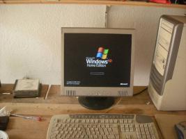 Foto 2 PC gebraucht komplet