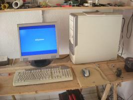 Foto 3 PC gebraucht komplet