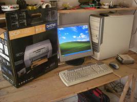 Foto 5 PC gebraucht komplet