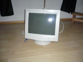 PC-monitor zu verschenken.