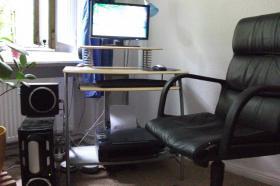 Foto 6 PC - Komplettsystem + Drucker + Betriebssystem Windows Vista Home Premium