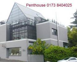 PENTHOUSE Frankfurt - Bergen 107qm