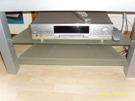 Foto 2 PHILIPS-Fernseher mit passendem TV-Tisch