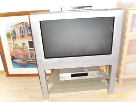 Foto 4 PHILIPS-Fernseher mit passendem TV-Tisch