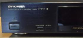 Foto 3 PIONEER F-449L FM/AM DIGITAL SYNTHESIZER RADIO-TUNER