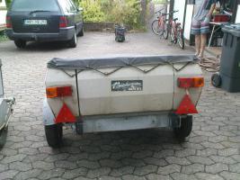 Foto 2 PKW Anhänger HP401