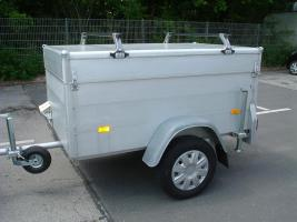 pkw anh nger heinemann alu koffer 600kg top zustand in neustadt von privat. Black Bedroom Furniture Sets. Home Design Ideas