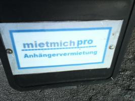 Foto 3 PKW - Anhänger  750 KG / zur  Miete