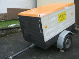 pkw h nger hp 500 kofferaufbau in bauerbach pkw anh nger. Black Bedroom Furniture Sets. Home Design Ideas