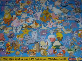 POKEMON - Poster