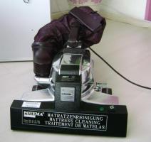 POTEMA Matratzen-Reinigungs-Maschine