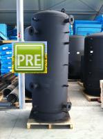 PRE Pufferspeicher 1400 Liter SONDERBAU mit Hartschaum Isolierung. Für Heizung, Heizkessel, Kamin, Ofen, Blockheizkraftwerk. prehalle