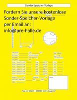 Foto 5 PRE Pufferspeicher 1400 Liter SONDERBAU mit Hartschaum Isolierung. Für Heizung, Heizkessel, Kamin, Ofen, Blockheizkraftwerk. prehalle