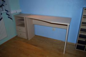 Foto 4 PREISREDUZIERT: Kinder/Jugenzimmer komplett AHORN