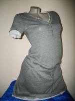 +++ PROMOD +++ Shirt + Strick + Kleid + 36/38 + grau + neu