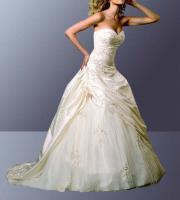 PRONOVIAS-Brautkleid, einmal getragen - wie neu