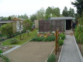 Pachtgarten im Schrebergartenverein Richzenhain e.V. abzugeben