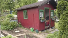 Pachtgarten zu verkaufen
