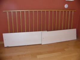 Foto 3 Paidi - Babybett Serie `Marie` mit Umbaumöglichkeit; paßt auch zur aktuellen Serie `Ondo`
