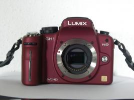 Panasonic DMC GH 1  Body