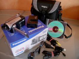Panasonic HDD Festplattenkamera - Dolby Digital