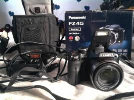 Panasonic Lumix DMC FZ45