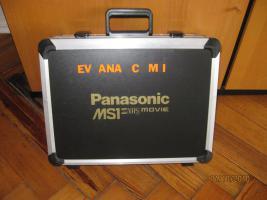 Foto 5 Panasonic MS1 SVHS Vollformat Profi Schulterkamera Zubehör Koffer