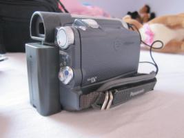 Foto 4 Panasonic NV-GS11 Camcorder, Videokamera mit Fernbedienung