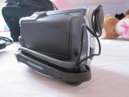Foto 5 Panasonic NV-GS11 Camcorder, Videokamera mit Fernbedienung