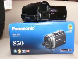 Panasonic SDR-S50EG-K Camcorder
