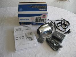 Panasonic VDR D160EG9S-Camcorder silver