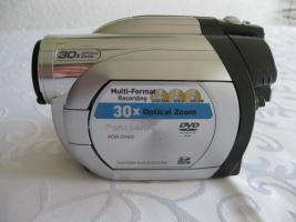 Foto 2 Panasonic VDR D160EG9S-Camcorder silver